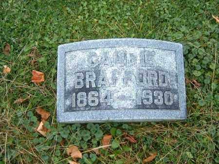 BRAFFORD, CARRIE - Brown County, Ohio | CARRIE BRAFFORD - Ohio Gravestone Photos