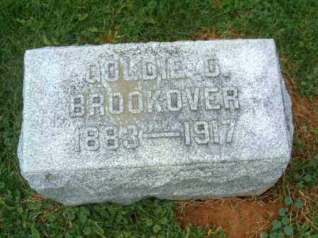 BROOKOVER, GOLDIE  D - Brown County, Ohio | GOLDIE  D BROOKOVER - Ohio Gravestone Photos