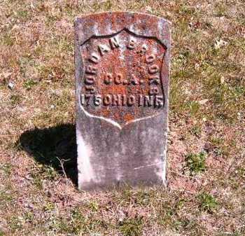 BROOKS, JORDAN - Brown County, Ohio | JORDAN BROOKS - Ohio Gravestone Photos