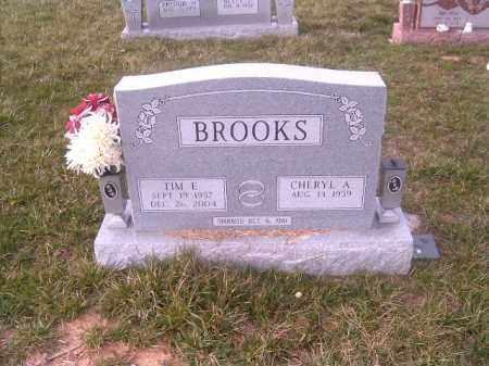 BROOKS, TIM  E - Brown County, Ohio | TIM  E BROOKS - Ohio Gravestone Photos