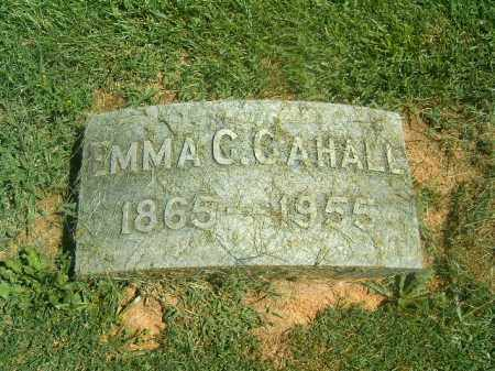 CAHALL, EMMA   C - Brown County, Ohio | EMMA   C CAHALL - Ohio Gravestone Photos