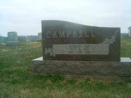 CAMPBELL, ROBERT  LEE - Brown County, Ohio | ROBERT  LEE CAMPBELL - Ohio Gravestone Photos