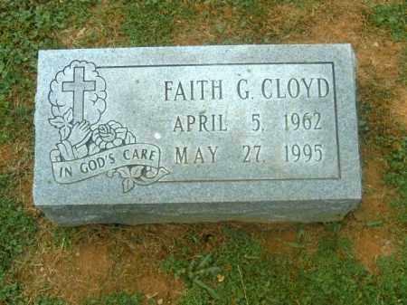CLOYD, FAITH   G - Brown County, Ohio | FAITH   G CLOYD - Ohio Gravestone Photos