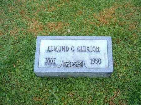 CLUXTON, EDMUND   C - Brown County, Ohio | EDMUND   C CLUXTON - Ohio Gravestone Photos