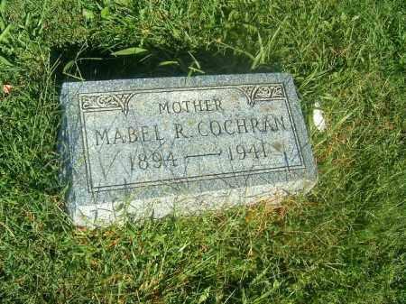 COCHRAN, MABEL  R - Brown County, Ohio   MABEL  R COCHRAN - Ohio Gravestone Photos