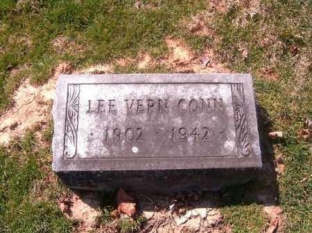 CONN, LEE  VERN - Brown County, Ohio   LEE  VERN CONN - Ohio Gravestone Photos