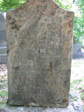 COURTS, EMMA - Brown County, Ohio | EMMA COURTS - Ohio Gravestone Photos