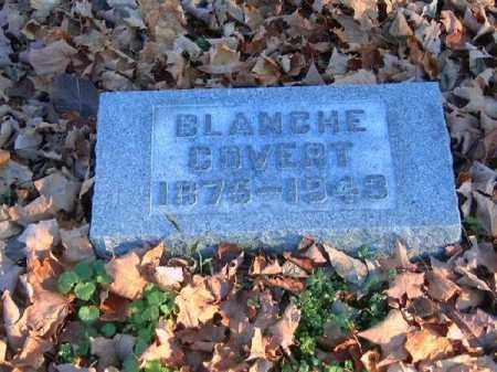 COVERT, BLANCHE - Brown County, Ohio   BLANCHE COVERT - Ohio Gravestone Photos