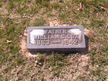COX, WILLIAM  C - Brown County, Ohio | WILLIAM  C COX - Ohio Gravestone Photos