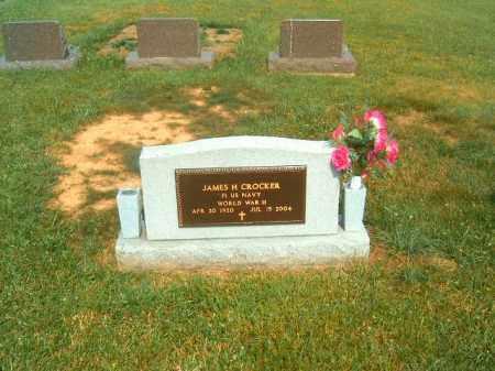 CROCKER, JAMES  H - Brown County, Ohio | JAMES  H CROCKER - Ohio Gravestone Photos
