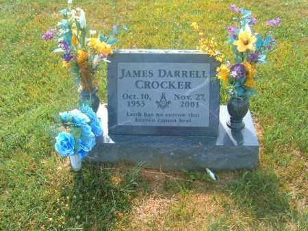 CROCKER, JAMES  DARRELL - Brown County, Ohio | JAMES  DARRELL CROCKER - Ohio Gravestone Photos