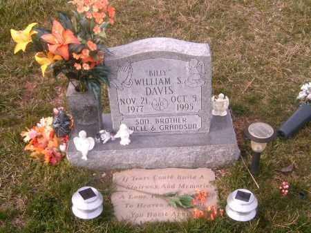 DAVIS, WILLIAM  S - Brown County, Ohio   WILLIAM  S DAVIS - Ohio Gravestone Photos
