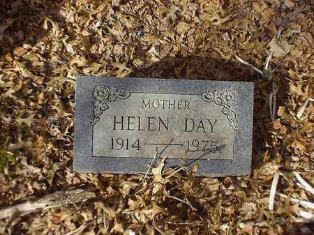 DAY, HELEN - Brown County, Ohio | HELEN DAY - Ohio Gravestone Photos