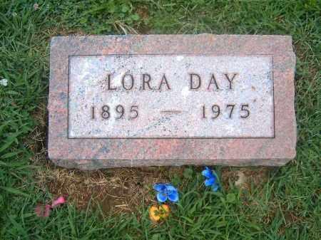 DAY, LORA - Brown County, Ohio   LORA DAY - Ohio Gravestone Photos