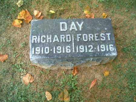 DAY, RICHARD - Brown County, Ohio | RICHARD DAY - Ohio Gravestone Photos