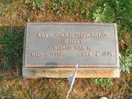 DOWNING, ALVA   CARL - Brown County, Ohio   ALVA   CARL DOWNING - Ohio Gravestone Photos