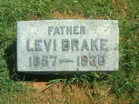 DRAKE, LEVI - Brown County, Ohio   LEVI DRAKE - Ohio Gravestone Photos