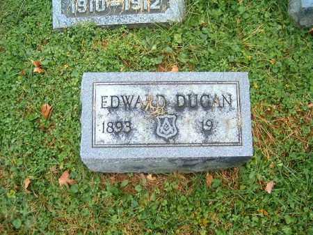 DUGAN, EDWARD - Brown County, Ohio | EDWARD DUGAN - Ohio Gravestone Photos