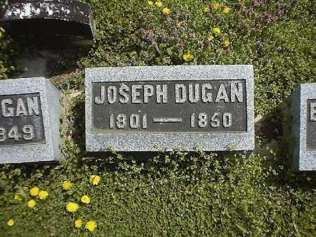 DUGAN, JOSEPH - Brown County, Ohio | JOSEPH DUGAN - Ohio Gravestone Photos