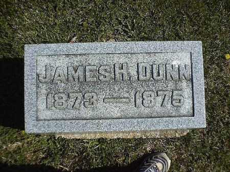 DUNN, JAMES   H - Brown County, Ohio | JAMES   H DUNN - Ohio Gravestone Photos