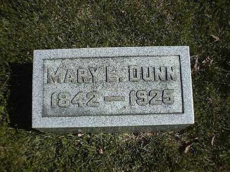 DUNN, MARY  L - Brown County, Ohio | MARY  L DUNN - Ohio Gravestone Photos