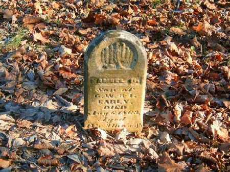 EARLY, SAMUEL  B - Brown County, Ohio | SAMUEL  B EARLY - Ohio Gravestone Photos
