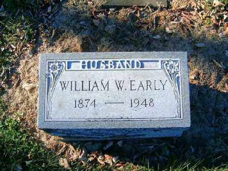 EARLY, WILLIAM  W - Brown County, Ohio   WILLIAM  W EARLY - Ohio Gravestone Photos
