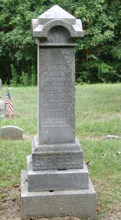 EYLER EDENFIELD, RACHEL - Brown County, Ohio | RACHEL EYLER EDENFIELD - Ohio Gravestone Photos