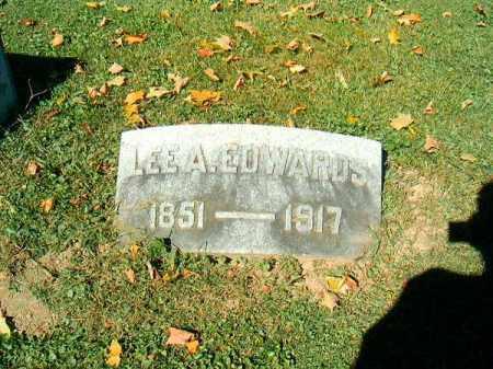 EDWARDS, LEE  A - Brown County, Ohio   LEE  A EDWARDS - Ohio Gravestone Photos