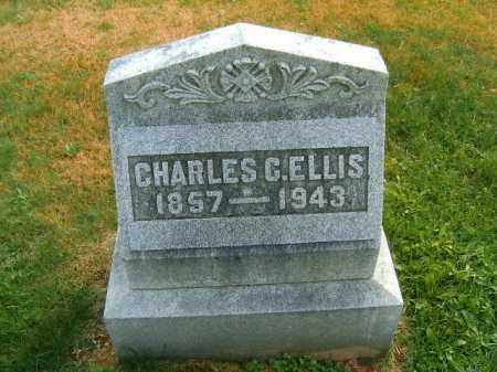 ELLIS, CHARLES C - Brown County, Ohio | CHARLES C ELLIS - Ohio Gravestone Photos