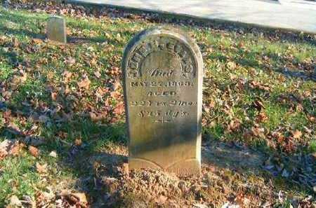 EVANS, JOHN - Brown County, Ohio   JOHN EVANS - Ohio Gravestone Photos