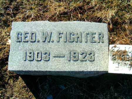 FICHTER, GEO   W - Brown County, Ohio | GEO   W FICHTER - Ohio Gravestone Photos
