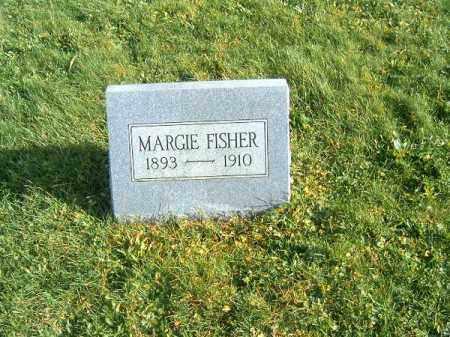 FISHER, MARGIE - Brown County, Ohio | MARGIE FISHER - Ohio Gravestone Photos