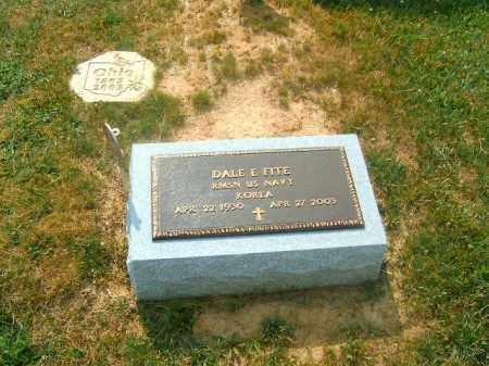 FITE, DALE    E - Brown County, Ohio | DALE    E FITE - Ohio Gravestone Photos
