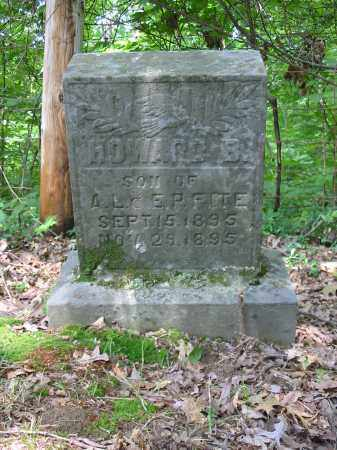 FITE, HOWARD B - Brown County, Ohio | HOWARD B FITE - Ohio Gravestone Photos