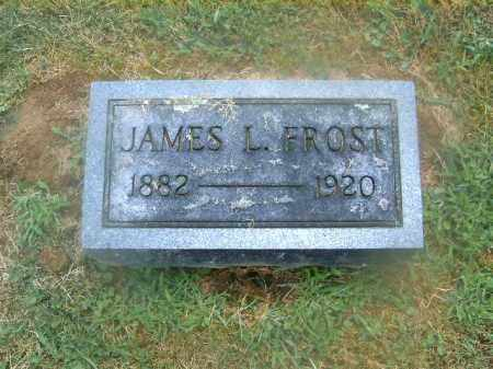 FROST, JAMES   L - Brown County, Ohio | JAMES   L FROST - Ohio Gravestone Photos