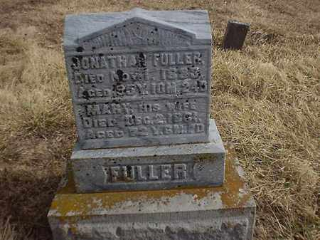 FULLER, MARY - Brown County, Ohio | MARY FULLER - Ohio Gravestone Photos