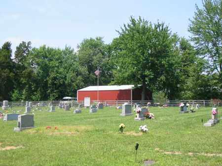 GREENBUSH CEMETERY, VIEW 3- NORTHEAST - Brown County, Ohio | VIEW 3- NORTHEAST GREENBUSH CEMETERY - Ohio Gravestone Photos