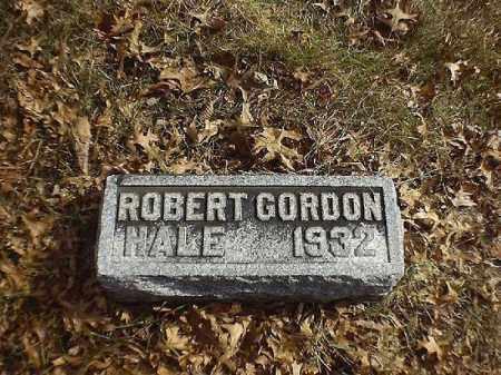 HALE, ROBERT  GORDON - Brown County, Ohio | ROBERT  GORDON HALE - Ohio Gravestone Photos