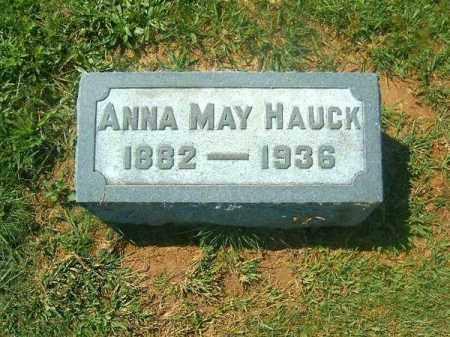 HAUCK, ANNA  MAY - Brown County, Ohio | ANNA  MAY HAUCK - Ohio Gravestone Photos