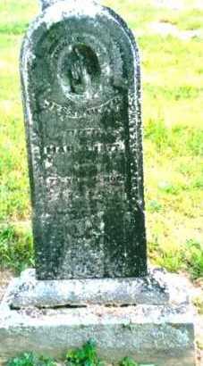 HEIZER, JESSIE - Brown County, Ohio | JESSIE HEIZER - Ohio Gravestone Photos