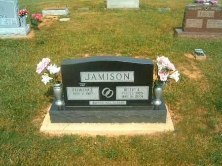JAMISON, BILLY L - Brown County, Ohio | BILLY L JAMISON - Ohio Gravestone Photos