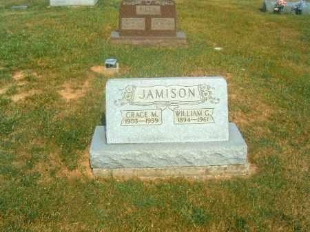 JAMISON, WILLIAM  G - Brown County, Ohio   WILLIAM  G JAMISON - Ohio Gravestone Photos