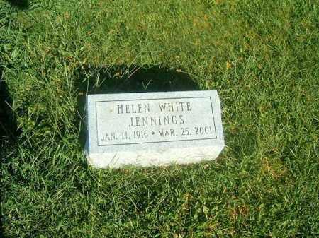 JENNINGS, HELEN - Brown County, Ohio | HELEN JENNINGS - Ohio Gravestone Photos