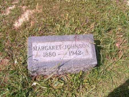 JOHNSON, MARGARET - Brown County, Ohio | MARGARET JOHNSON - Ohio Gravestone Photos
