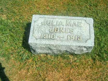 JONES, JULIA  MAE - Brown County, Ohio   JULIA  MAE JONES - Ohio Gravestone Photos