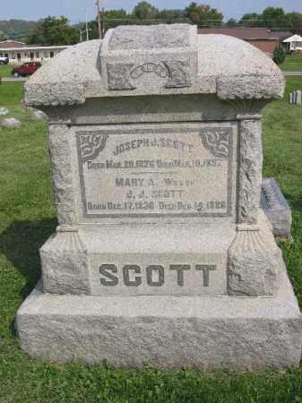JOSEPH, SCOTT - Brown County, Ohio | SCOTT JOSEPH - Ohio Gravestone Photos