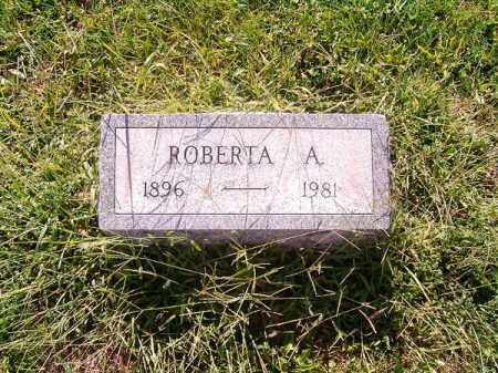 KATTINE, ROBERTA   A - Brown County, Ohio | ROBERTA   A KATTINE - Ohio Gravestone Photos