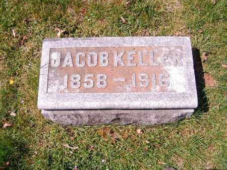 KELLER, JACOB - Brown County, Ohio | JACOB KELLER - Ohio Gravestone Photos