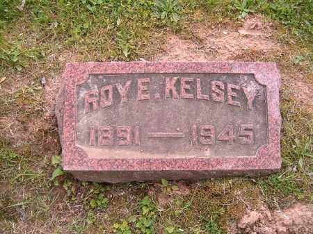 KELSEY, ROY  E - Brown County, Ohio | ROY  E KELSEY - Ohio Gravestone Photos
